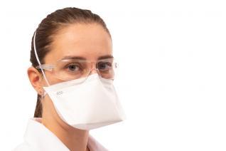 FFP 2 Mondmasker, Medical Device, CE gecertifieerd.