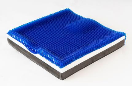 Geo-Matrix™ gel kussens voor rolwagen gebruikers